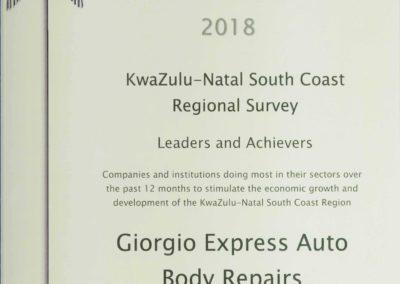 Certificate 2019